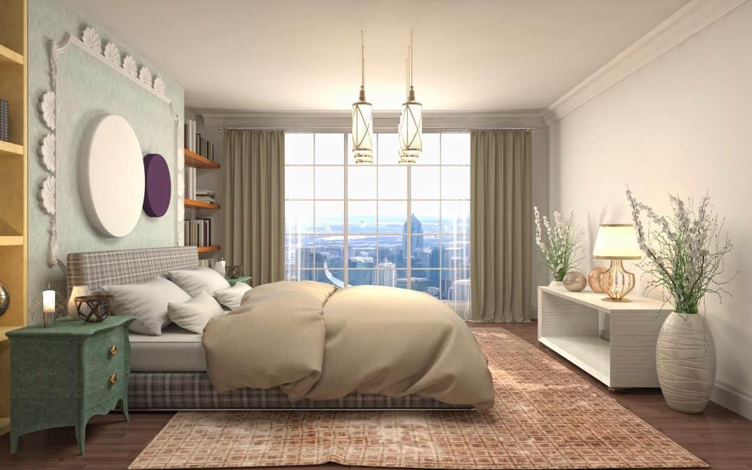 Kako opremiti spavaću sobu