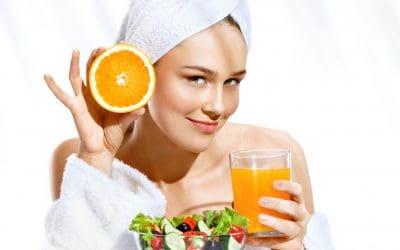 Hrana za lepu kožu
