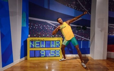 Najbrži čovek na svetu